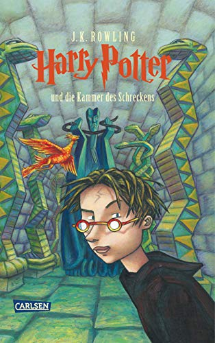 9783551551689: Harry Potter und die Kammer des Schreckens