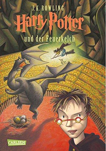 9783551551931: Harry Potter 4 und der Feuerkelch