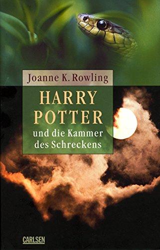 9783551552099: Harry Potter und die Kammer des Schreckens. Bd. 2. Ausgabe für Erwachsene