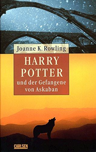 9783551552105: Harry Potter und der Gefangene von Askaban. Bd. 3. Ausgabe für Erwachsene