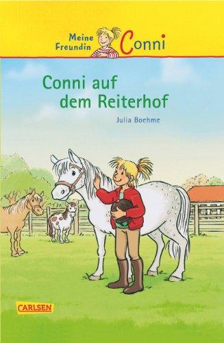 9783551552815: Conni auf dem Reiterhof. Meine Freundin Conni.