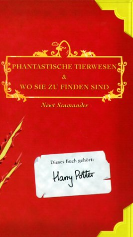 Phantastische Tierwesen und wo sie zu finden: Newt Scamander, J.K.