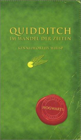 9783551553072: Quidditch Im Wandel der Zeiten / Quidditch Through the Ages (German Edition)