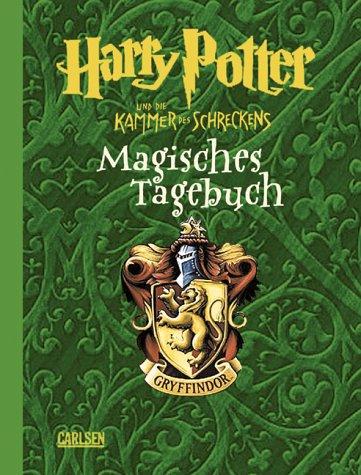 9783551553140: Harry Potter 1 und die Kammer des Schreckens. Magisches Tagebuch.