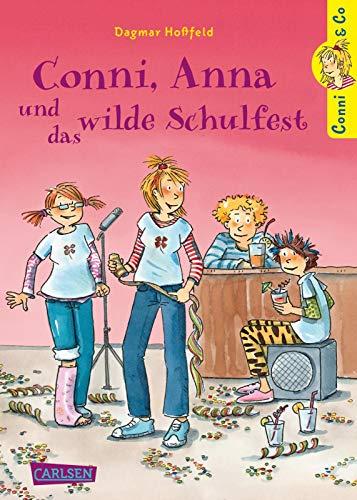 9783551554048: Conni & Co 04: Conni, Anna und das wilde Schulfest