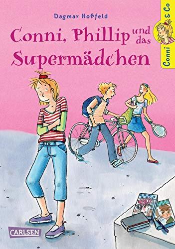 9783551554079: Conni & Co. 07: Conni, Phillip und das Supermädchen