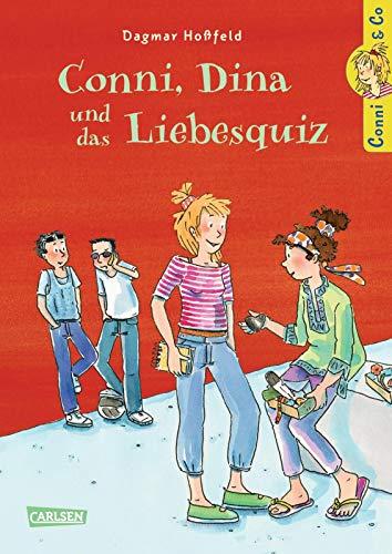 9783551554109: Conni & Co 10: Conni, Dina und das Liebesquiz