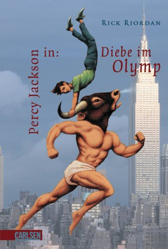 Percy Jackson in: Diebe im Olymp (355155417X) by [???]