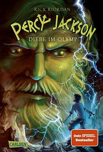 9783551554376: Percy Jackson 01. Diebe im Olymp