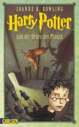 9783551555007: Harry Potter und der Orden des Phönix (Harry Potter, #5)