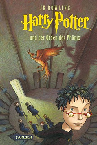 9783551555557: Harry Potter und der Orden des Phonix (German Edition)