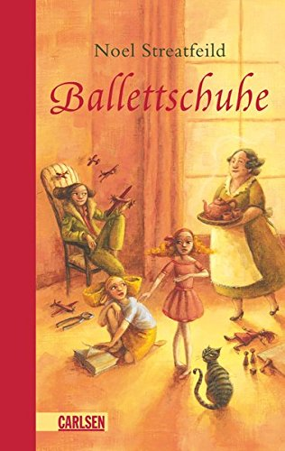 9783551555625: Ballettschuhe