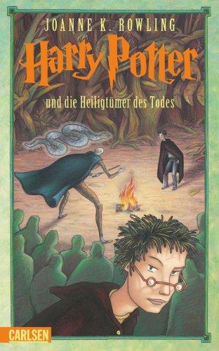 9783551555779: Harry Potter 07 und die Heiligtümer des Todes