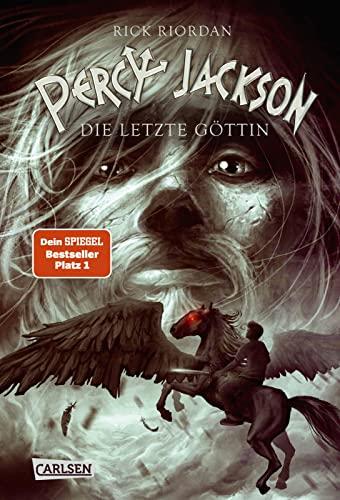 9783551555854: Percy Jackson 05. Die letzte Göttin