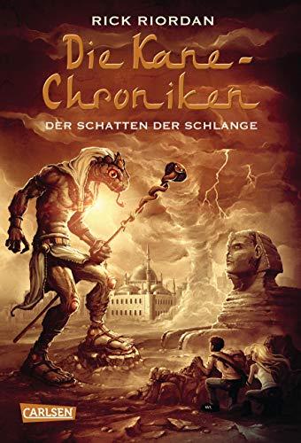 9783551555908: Die Kane-Chroniken 03: Der Schatten der Schlange