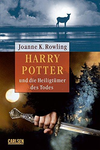 9783551557001: Harry Potter 7 und die Heiligtümer des Todes. Ausgabe für Erwachsene