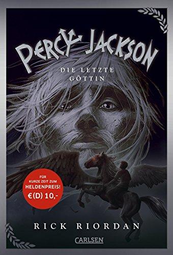 9783551557315: Percy Jackson 05. Die letzte Göttin