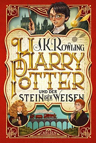 9783551557414: Harry Potter 1 und der Stein der Weisen
