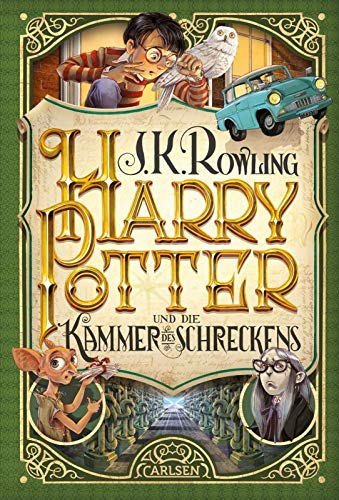 Rowling J K Harry Potter Kammer Des Schreckens Abebooks