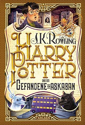 9783551557438: Harry Potter 3 und der Gefangene von Askaban
