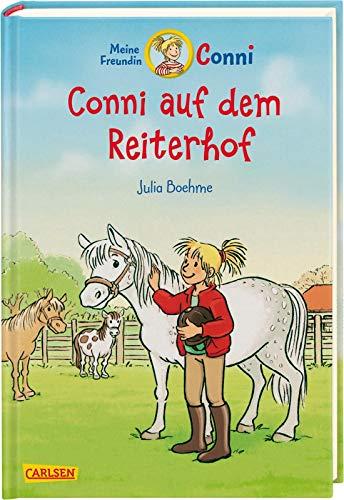 9783551558510: Conni auf dem Reiterhof (farbig illustriert)