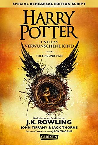 Harry Potter 8 und das verwunschene Kind.: Joanne K. Rowling,