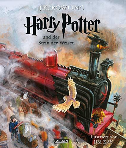 9783551559012: Harry Potter 1 und der Stein der Weisen. Schmuckausgabe (German Edition)