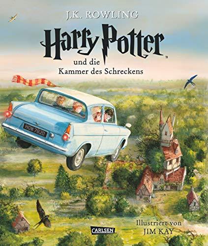 9783551559029: Harry Potter 2 und die Kammer des Schreckens. Schmuckausgabe