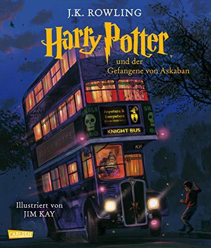 9783551559036: Harry Potter 3 und der Gefangene von Askaban (vierfarbig illustrierte Schmuckausgabe)