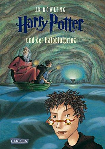 Harry Potter 6 und der Halbblutprinz (German Edition): Joanne K. Rowling