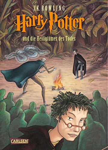 9783551577771: Harry Potter 7 und die Heiligtümer des Todes