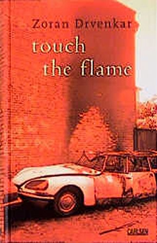 9783551580719: touch the flame