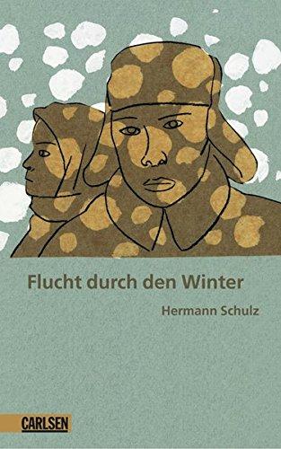 9783551580962: Flucht durch den Winter