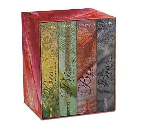 9783551582508: Bella und Edward: Biss-Box