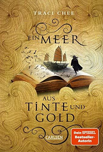9783551583529: Ein Meer aus Tinte und Gold