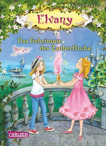 9783551650108: Elvany 02: Elvany - Das Geheimnis des Zauberfluchs