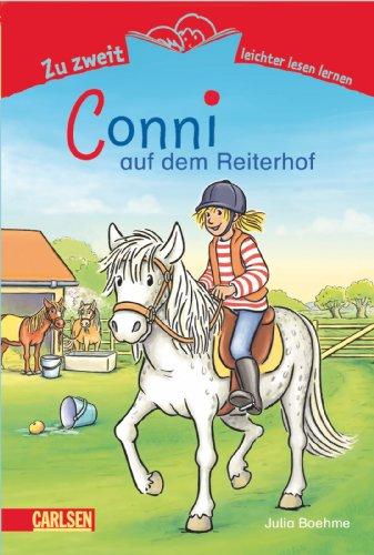 9783551651549: Conni auf dem Reiterhof