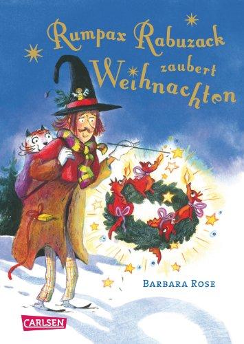 9783551652218: Rumpax Rabuzack zaubert Weihnachten