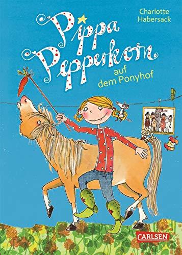 9783551653154: Pippa Pepperkorn auf dem Ponyhof