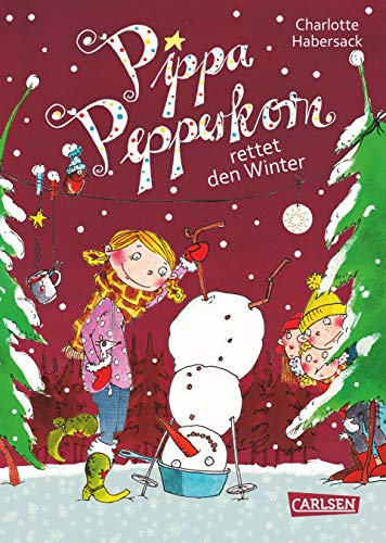 9783551653161: Pippa Pepperkorn 06. Pippa Pepperkorn rettet den Winter