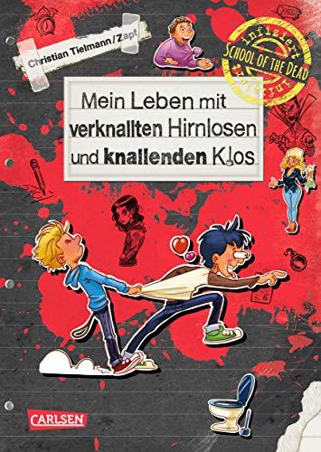 9783551655011: Mein Leben mit verknallten Hirnlosen und knallenden Klos: Comic-Roman