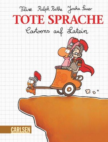 9783551680631: Tote Sprache: Cartoons auf Latein