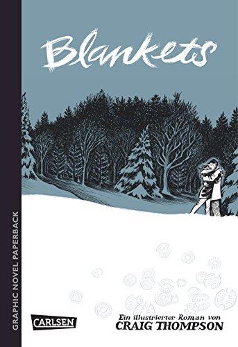 9783551713773: Graphic Novel paperback: Blankets