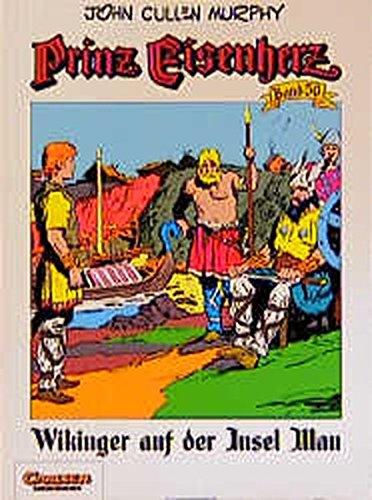 9783551715500: Prinz Eisenherz, Bd.50, Wikinger auf der Insel Man