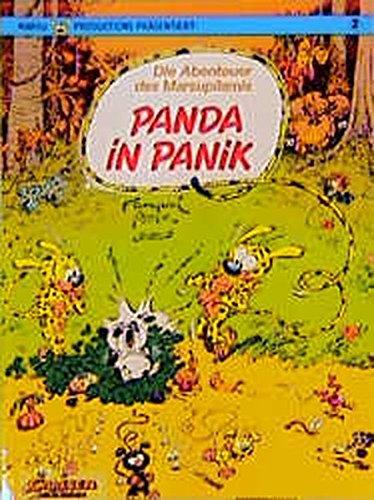 9783551716125: Panda in Panik