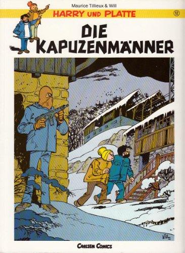 9783551716927: Die Kapuzenm�nner