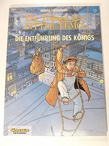 9783551717665: Die Träume des Little Nemo, Bd.1