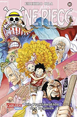 9783551717818: One Piece 80.