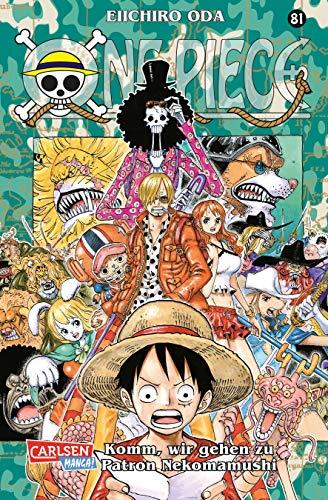 9783551717825: One Piece 81