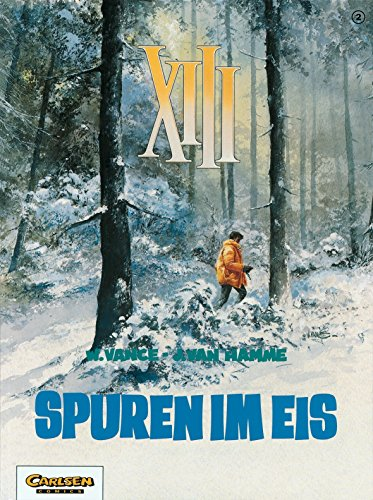 9783551717924: XIII Bd. 02. Spuren im Eis